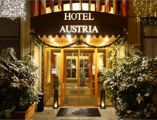 Hôtel Austria Vienne